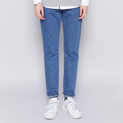 Mixxmix Baggy Blue Jeans