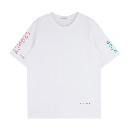 Language Mix Top(White)