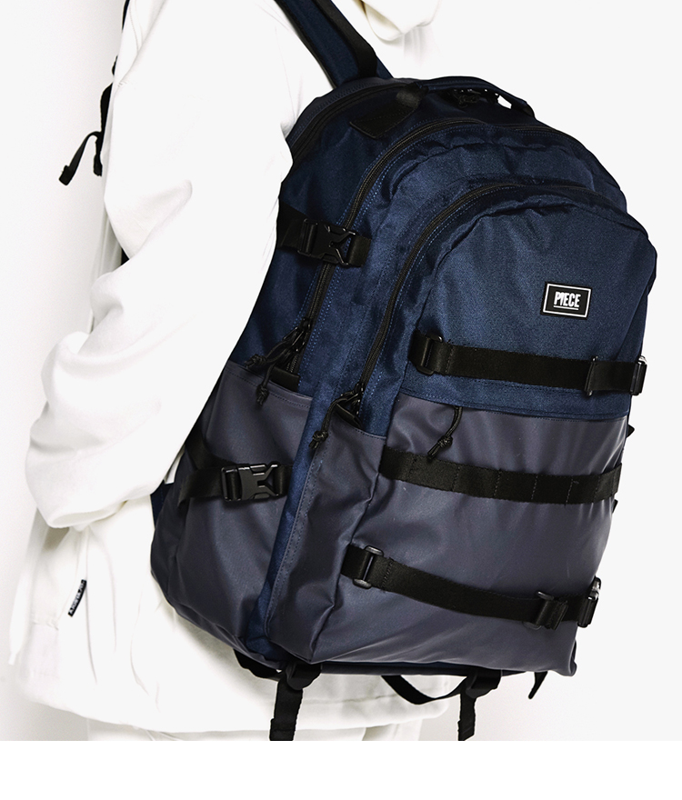 R2G PRO BACKPACK (NAVY)