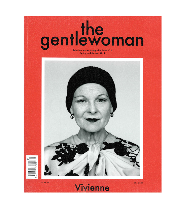 The Gentlewoman Issue No.9