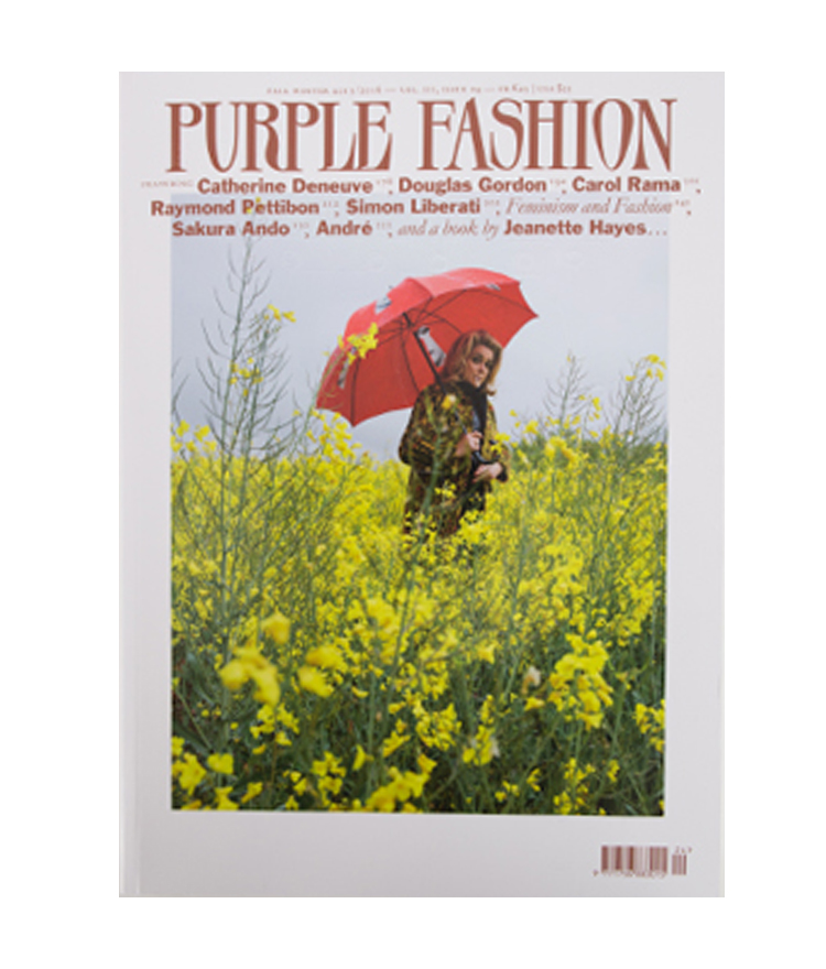 Purple Fashion #24