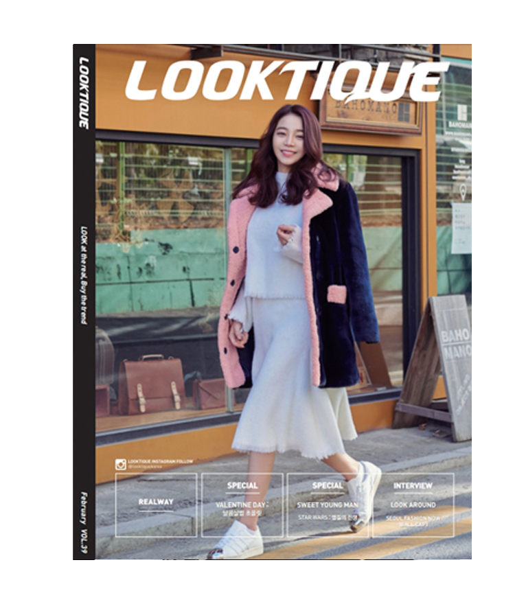 LOOKTIQUE Vol.39