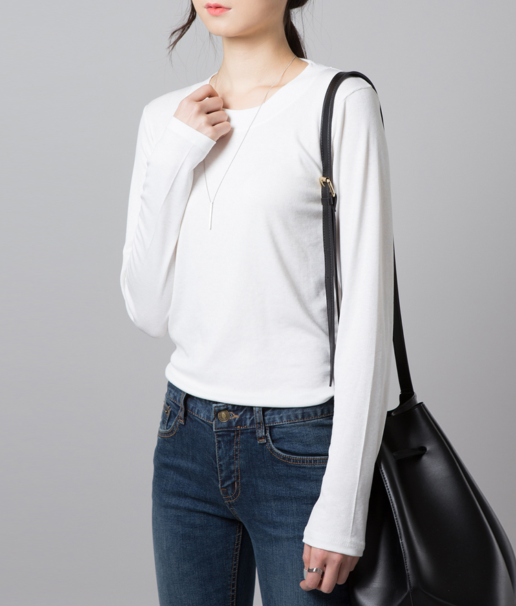 Slim Roundneck T-shirt
