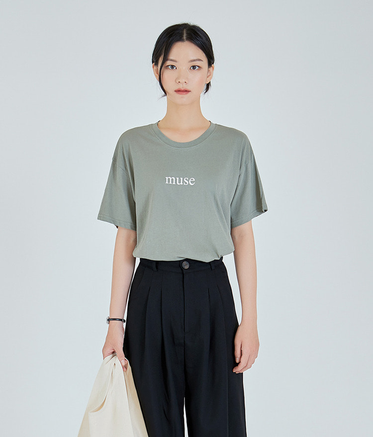 Muse Loose Top