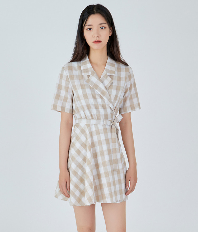 Linen Double Botton Shirt
