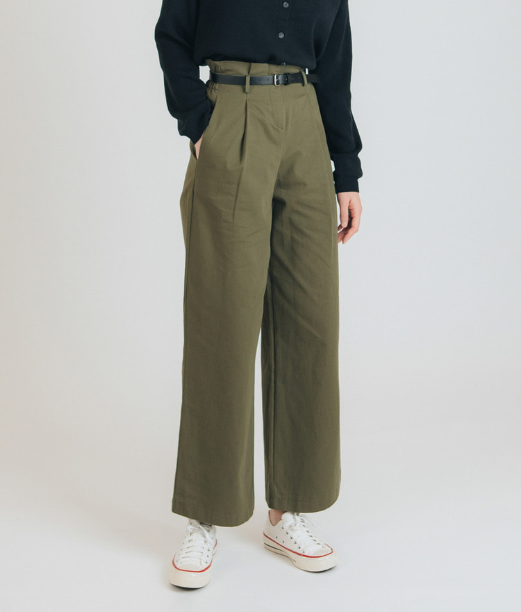 Ant Belt Pants