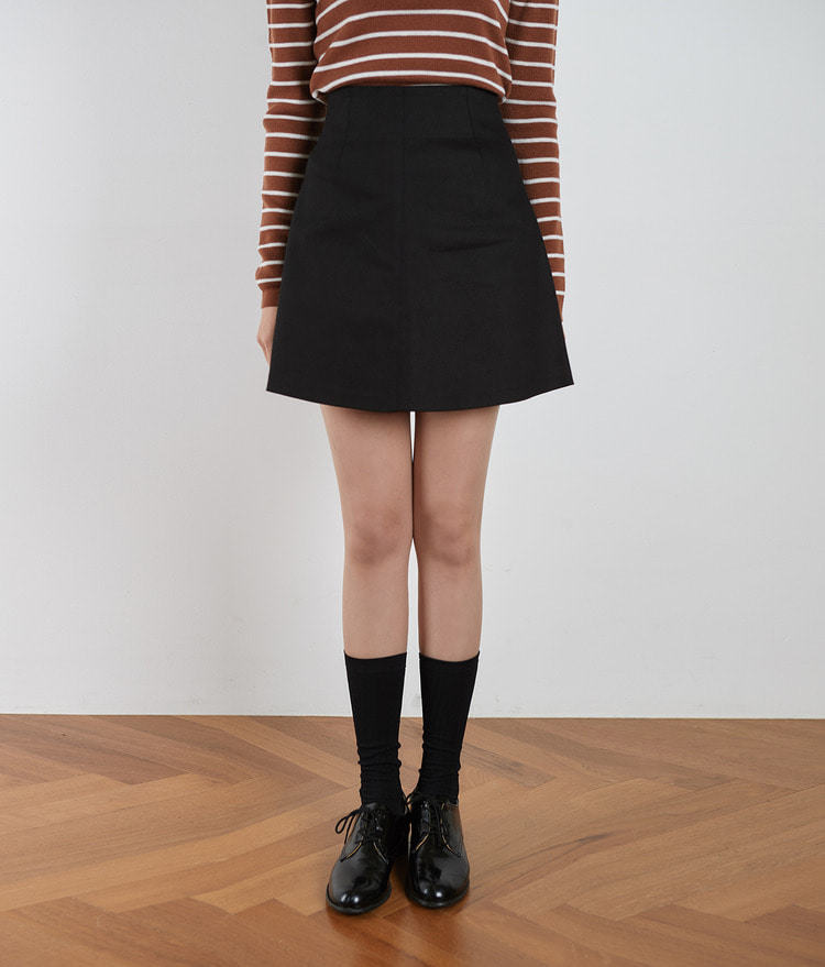 Pocky Wave Skirt
