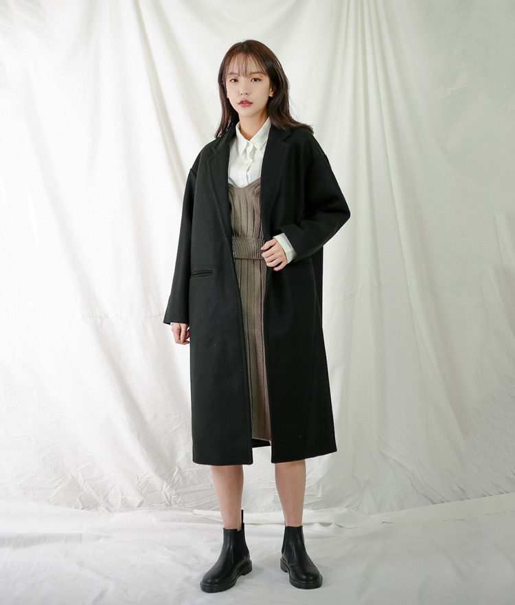 Stich Simple Coat