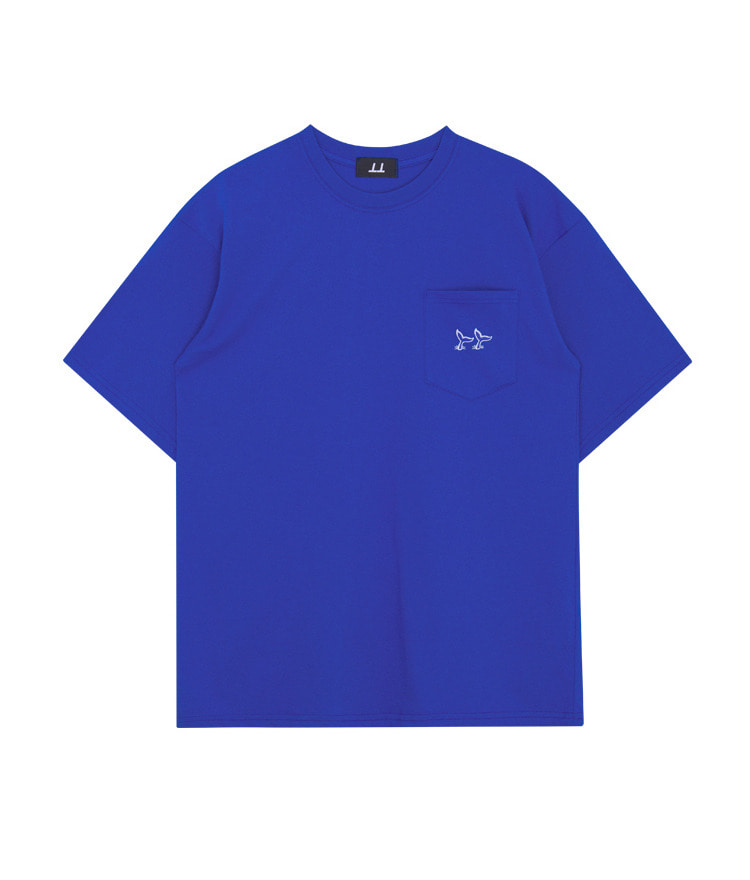Dolphin Pocket T-shirt